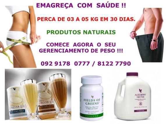 EMAGREÇA COM SAÚDE !!